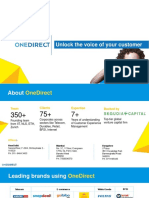 OneDirect Profile
