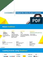 OneDirect Profile