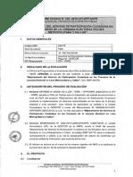 VEP - Informe Tecnico Viabilidad