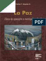 Libro La Paz urbanismo
