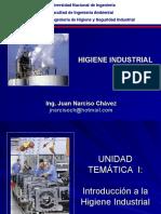 Curso Higiene Industrial I(2015)