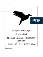 rapportdestageprojetbird  2