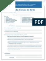 Agenda Pa Español