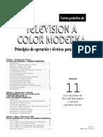 Reparar Televisor a Color Moderna