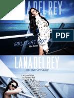 Digital Booklet - Girl That Got Away - The Second Mixtape