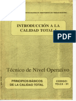 Introduccion a La CALIDAD TOTAL I 004