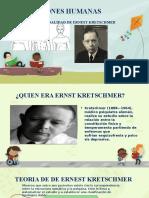 Teoria de la Personalidad Ernest Kretschmer