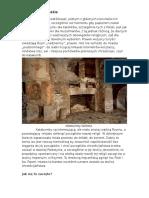 turystyka katakumby rzymskie 2016 03