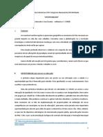 Proposta Política Setorial Ao XXIV Congresso Nacional - Oportunidade_15.04.2016