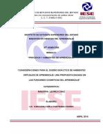 Pastrana Carolina Una Propuesta Basada en Las Funciones Congnitivas Del Aprendizaje.