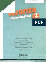 avanza matematica 2.pdf