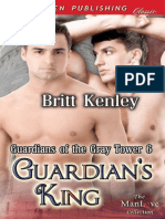 Britt Kenley - [Guardians of the Gray Tower 6] - Guardian's King