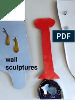 wall sculptures