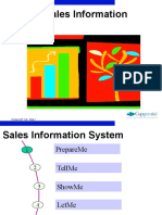 Reports Ans Sales Info Systems