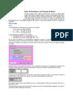 Laboratorio 03 - Arboles de Decisiones y El Teorema de Bayes