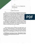Revue du Lyonnais, série 6 - n°1 - Alexios Apocaucos