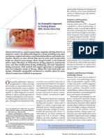 An Osteopathic Approach to Treating Women With Chronic Pelvic Pain