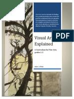 visual arts explained-aidan obrien