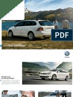 VW US Jetta Sport Wagen 2014