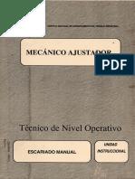 Mecanico Ajustador n08 Escariado Manual