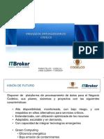 Proceso de Virtualización de Costos-CODELCO