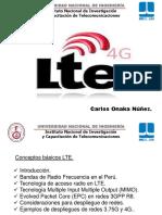 LTE Conceptos Básicos 2015
