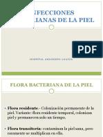 DERMATOLOGIA Semana 1.- Clase 2.- Dermatosis Infecciosas
