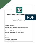 Cursado EFIP I - Caso 1