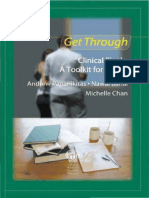 Get Through Clinical Finals-A Toolkit for OSCEs