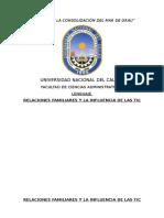 Año de La Consolidación Del Mar de Grau-proyecto de Investigacion-tics