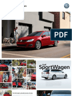 VW US Golf Sportwagen 2016