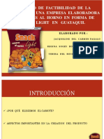 Proyecto Snack Light