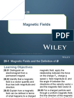 Physics 101 - magnetic fields