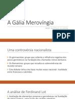 A Gália Merovíngia
