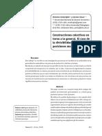 Construcciones Colectivas en Torno a Lo General. El caso de la divisibilidad y las descomposiciones multiplicativas