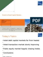 Capital Markets Outlook