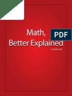Math Better Explained