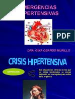 Emergencias Cardiovasculares. Enfermería