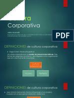 Cultura Corporativa Perspectivas de Justo Villafañe y Paul Capriotti