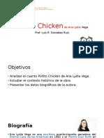 Pollito Chicken de Ana Lydia Vega