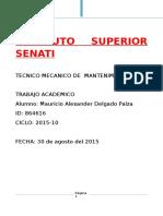 Instituto Superior Senati