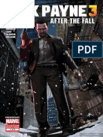 Max Payne 3 Comic Es After the Fall