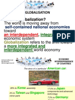 MGMT389 Summer2015 Lectures Lecture 1 Globalisation