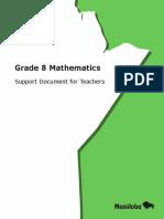 Grade 8 Math