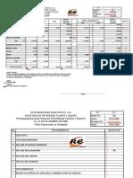 Auditoria III Distrib Electricos Activos Fijos 2010