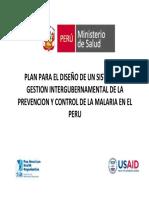 Gestion Intergubernamental de La Malaria (1)