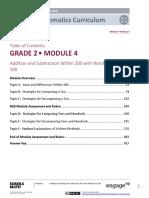 Math g2 m4 Full Module