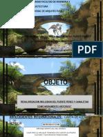 puente perez ayaucho