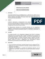 Directiva N° 017-2012-OSCE/CD