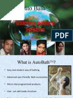 Creative product-Auto BathTM